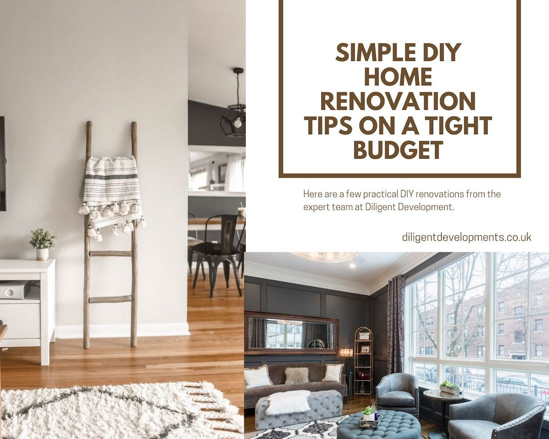 DIY Home Renovation on a Budget