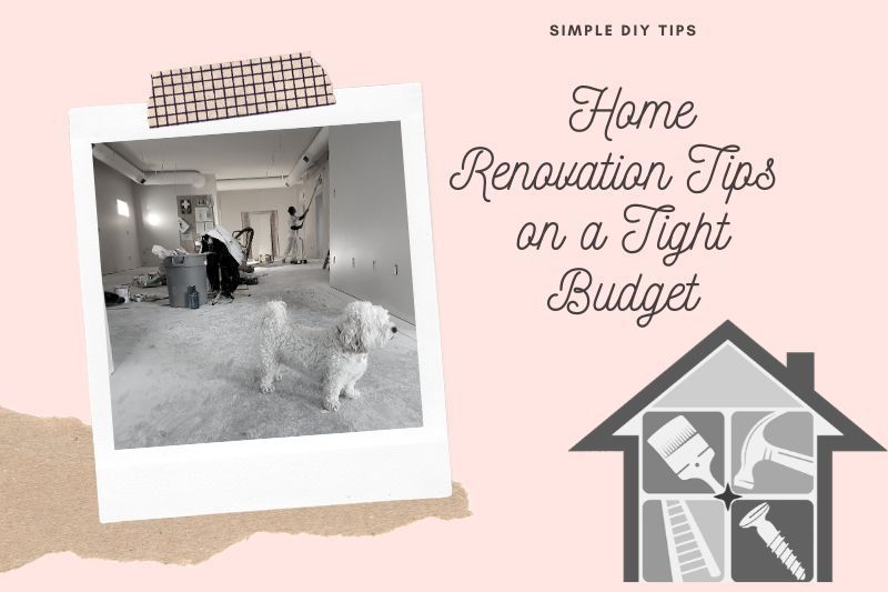 Renovation on a Tight Budget