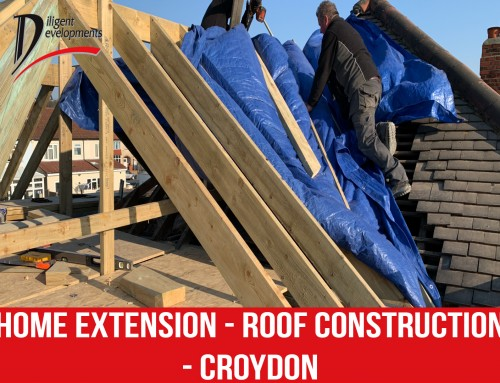 Home Extension | Roof Construction | Croydon