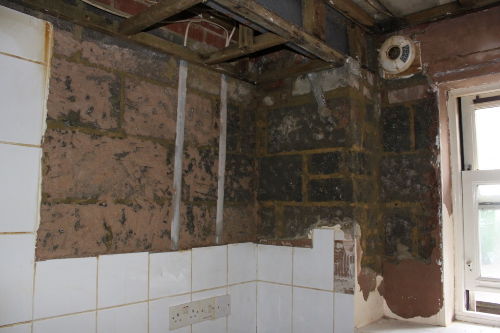 Chimney Breast Removal Ground Floor Only Permits