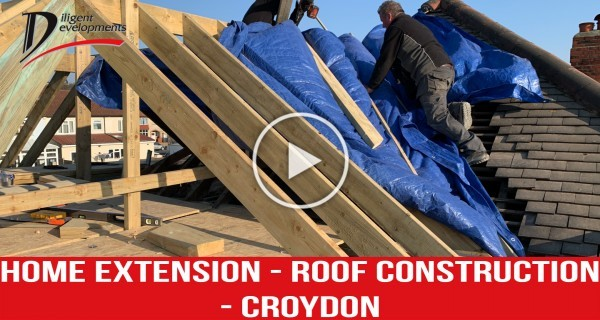 Home Extension | Roof Construction | Croydon | Video Thumbnail