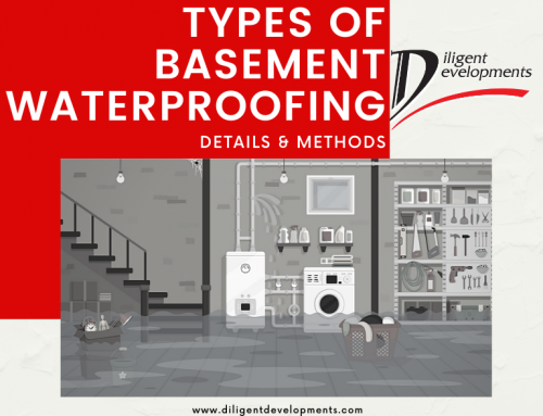 Types of Waterproofing – Details and Methods
