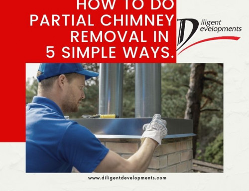How to Do Partial Chimney Removal in 5 Simple Ways