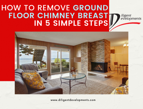 How to Remove Ground Floor Chimney Breast in 5 Simple Easy Steps