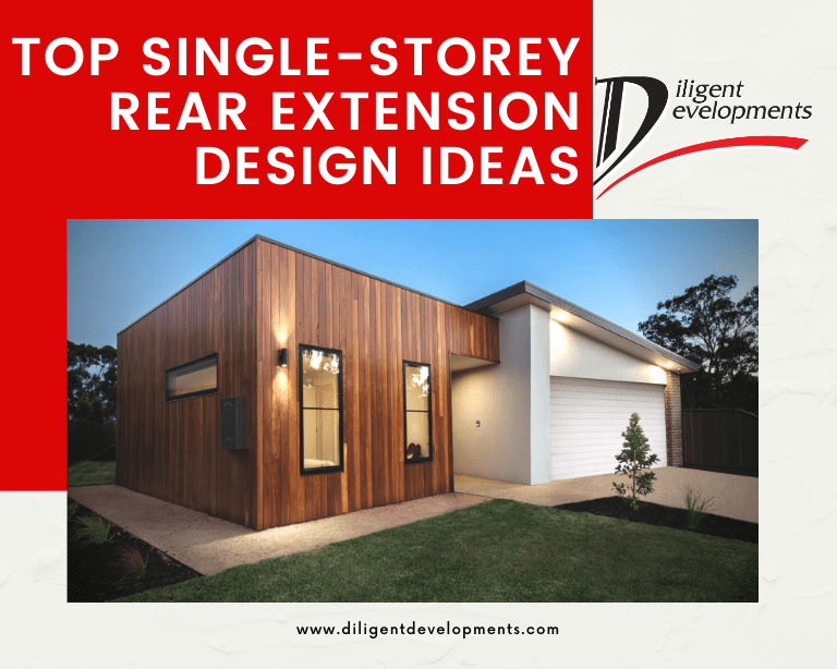 Top Single-Storey Rear Extension Design Ideas in London