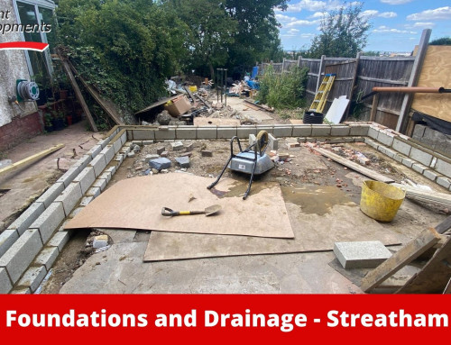 Foundations and Drainage – SW16 Streatham