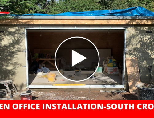 Garden Office Construction – South Croydon