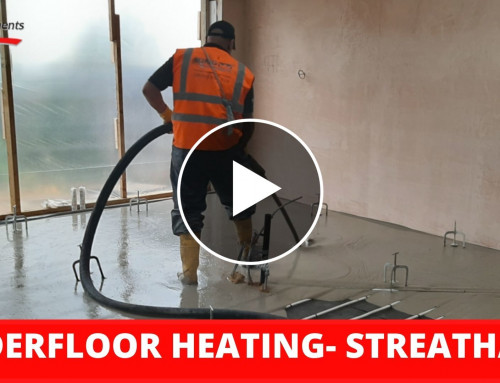 Underfloor Heating Installation – Streatham