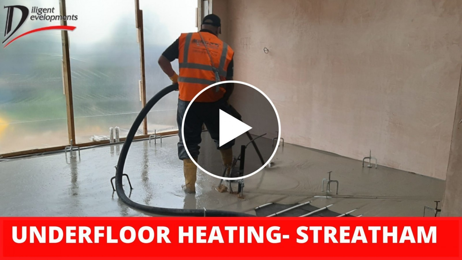 Underfloor Heating Installation - Streatham