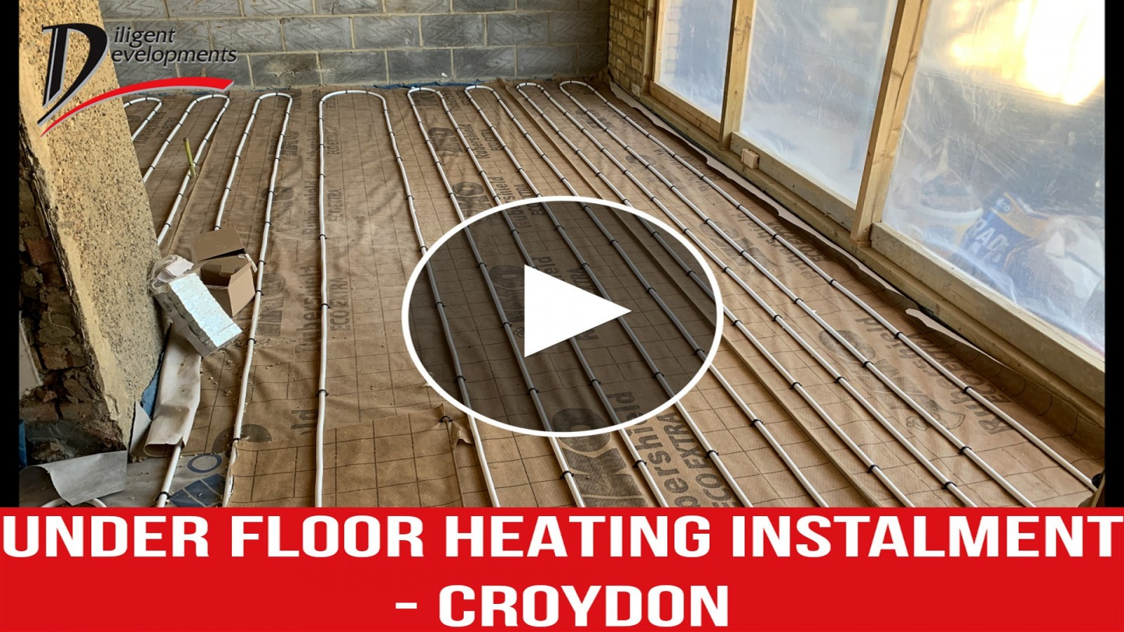 Underfloor Heating Installation - Croydon Thornton Heath