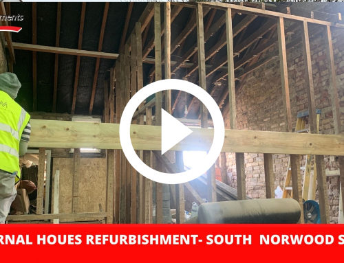 Internal Refurbishment – South Norwood Stage 1