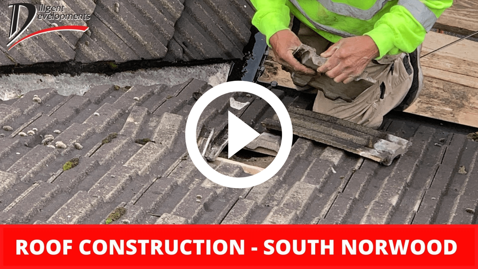 Roof Construction - South Norwood
